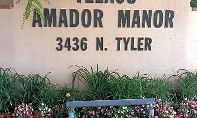 TELACU Amador Manor, 1