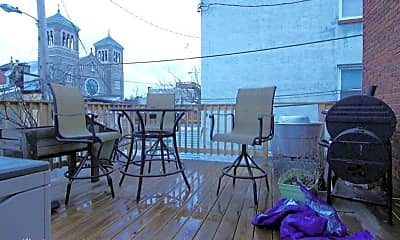 Patio / Deck, 2108 Eastern Ave, 0