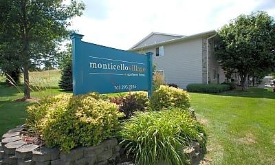 Monticello Village, 2