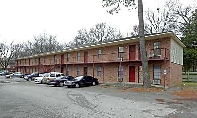 Building, Glen Oak Apartments, 0
