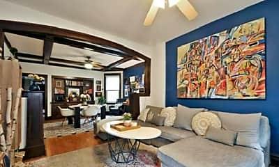 Living Room, 5056 W Hutchinson St, 2