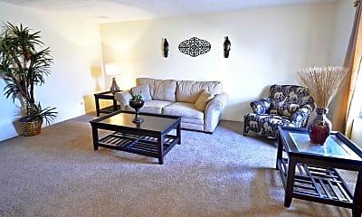Living Room, Abbey Lane, 1