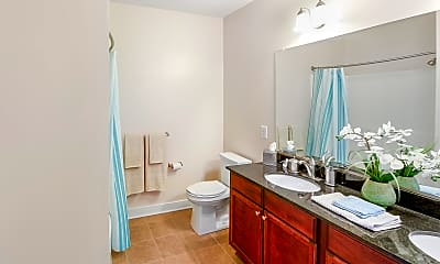 Bathroom, The Carlton At Greenbrier, 2
