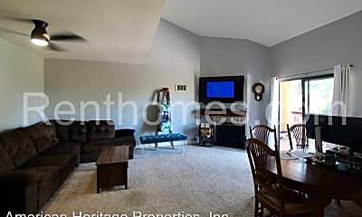 Living Room, 1065 Fresno St, 1