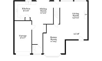 Building, 11326 Clayford Ridge, 1
