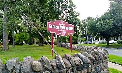 Canandaigua Garden Apartments, 1