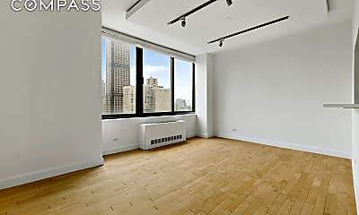 Living Room, 300 E 85th St 1406, 0