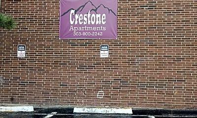 Crestone Apartments, 1