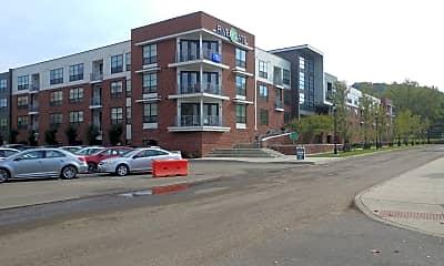Rivergate Apartment Complex/Pool/Parking Garage, 0