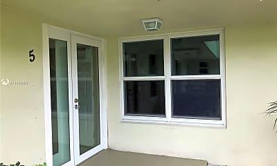 Patio / Deck, 306 NE 5th Ct 5, 0