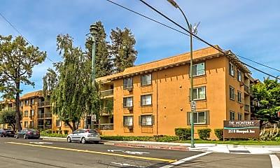 Building, The Monterey, 0