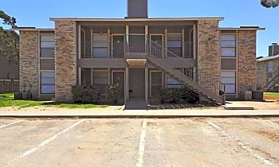Building, Newport Apartments, 1