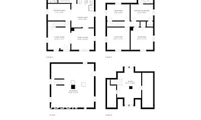 Bedroom, 209 Main St, 2