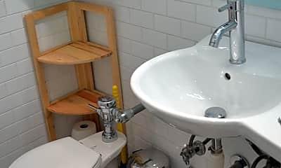 Bathroom, 1222 W Jarvis Ave 1N, 2