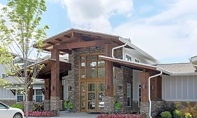 Building, Century Autumn Wood, 0