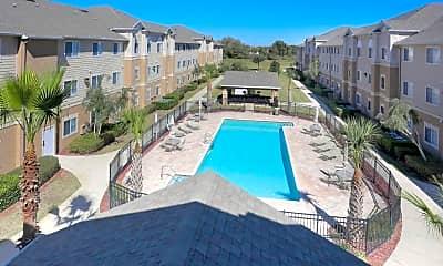 Pool, Lake Point Apartments- Senior Housing, 0