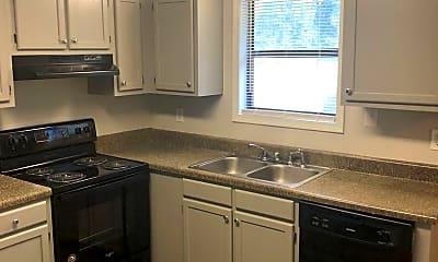 Kitchen, 100 Victoria Way, 1