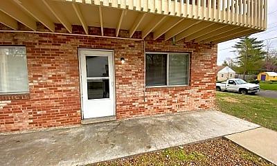 Building, 801 N Ann St, 1