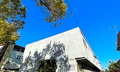 Building, 730 S Chapel Ave, 1