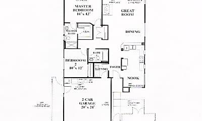 Building, 933 Gold Nugget Cir, 1