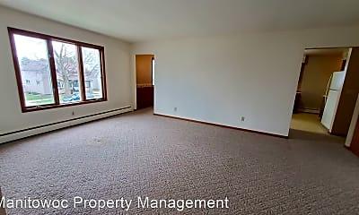 Living Room, 718 S 22nd St, 1