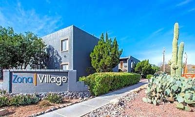 Community Signage, Zona Village at Pima Foothills, 0