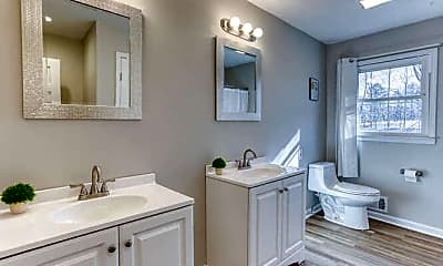 Bathroom, Room for Rent -  convenient to Chapel Hill Rd and, 2