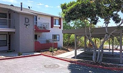 Building, Hillside Terrace Apartments, 0