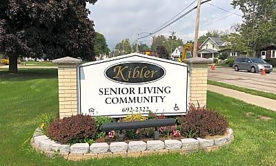 Kibler Senior Apartments, 1