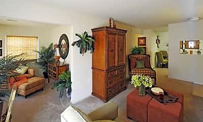 Living Room, Hidden Creek Village, 1