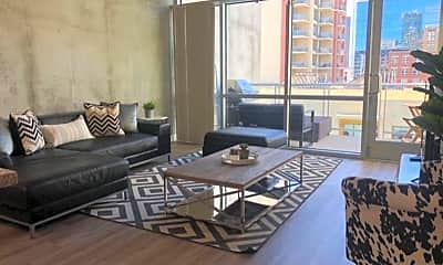Living Room, 1025 Island Ave, 0