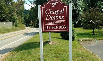 Chapel Downs Apartment, 1
