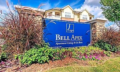 Building, Bell Apex, 0