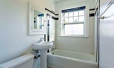 Bathroom, 2207 NW Flanders St, 2