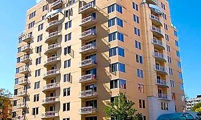 Building, Palisade Apartments, 0