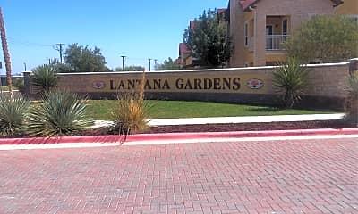 Lantana Gardens, 1