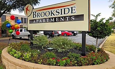 Community Signage, Brookside Apartments, 2