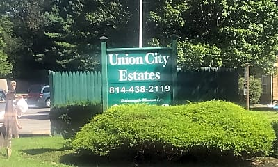 Union City Estates, 1
