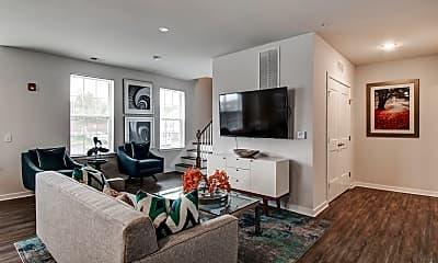 Living Room, Woodmont Cove, 0