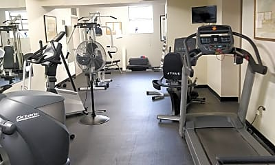 Fitness Weight Room, 65 Glen Rd, 1