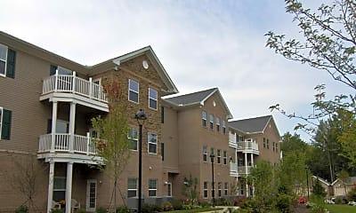 Building, Springwood Place, 0