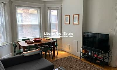 Living Room, 223 Harvard Ave, 2