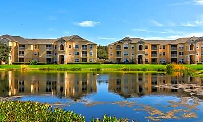 Lake, Tuscany Bay Apartments, 2