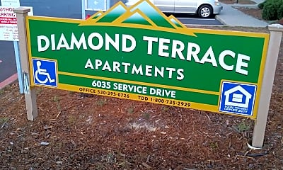 Diamond Terrace Apartments, 1