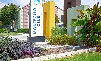 Community Signage, Montecito Club, 0