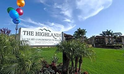 Community Signage, The Highland Luxury Condominium Homes, 0