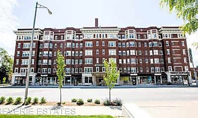 Building, 111 E 16th St, 1
