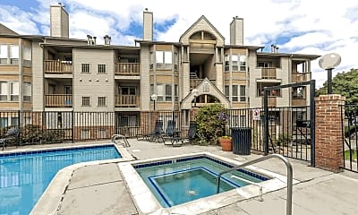 Pool, Dartmouth Woods Apartment Homes, 1
