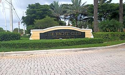 The Yacht Club on the Intracoastal, 1