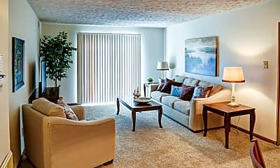 Living Room, Grace Court, 1